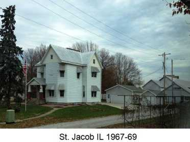 7 our St Jacob house