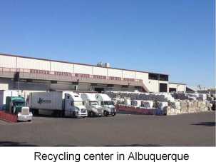 albuquerque recycling