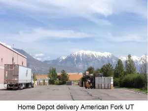 home depot amer fork utah