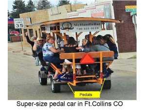 pedal car 2