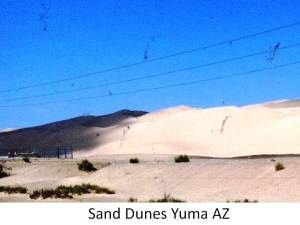 yuma dunes