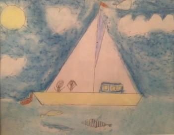 david sailboat