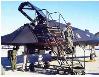 f117 pilot