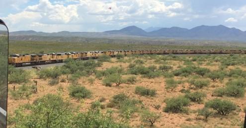 retired trains